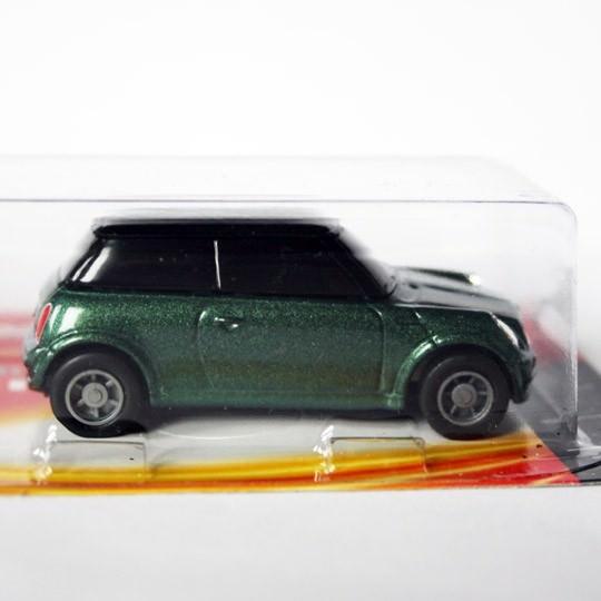 Majorette | BMW MINI Cooper grünmetallic/schwarz