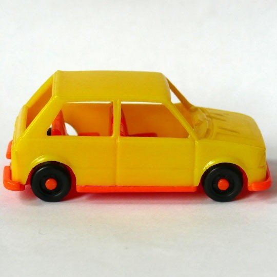 Grisoni | Mini Innocenti 90L gelb / orange