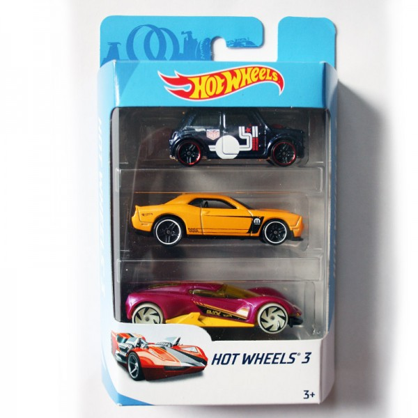 Hot Wheels | Morris Mini Magnus Walker Urban Outlaw 3-Pack #2