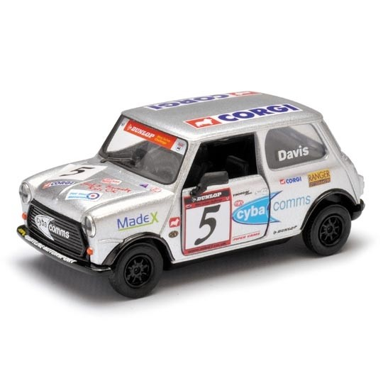Corgi | Greame Davies Mini Se7en Racing