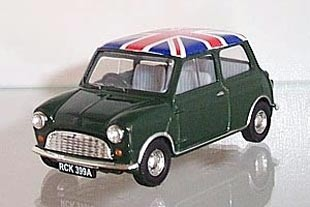 Vanguards | Mini Cooper Union Jack