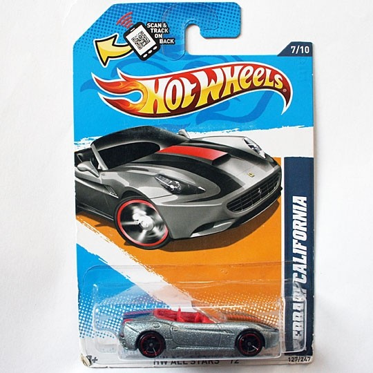 Hot Wheels | Ferrari California