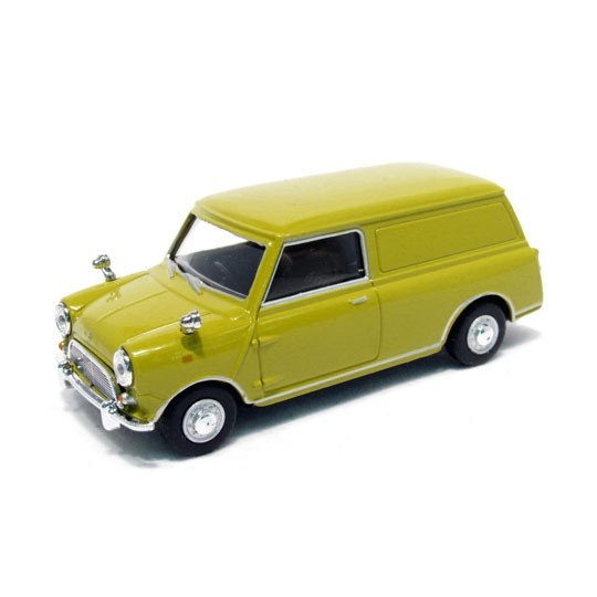 Cararama | Mini Van yellow green