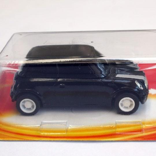 Majorette | BMW MINI Cooper schwarz