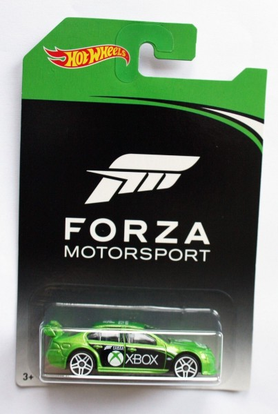 Hot Wheels | Forza Motorsport Ford Falcon Race Car