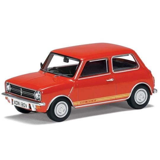 Vanguards | Mini 1275GT Vermillion red orange UK