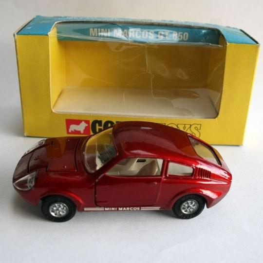 Corgi Toys | No 341 Mini Marcos GT 850