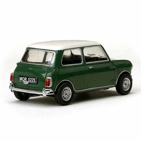 Vitesse | Mini Morris Cooper S Almond Green