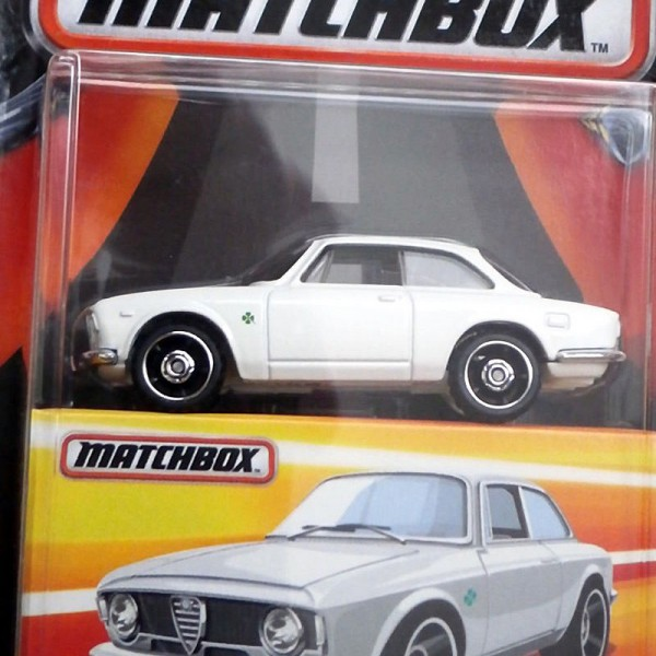 Matchbox | '65 Alfa Romero Giulia Sprint GTA weiß