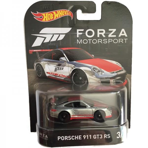 Hot Wheels | Retro Entertainment Forza Motorsport Porsche 911 GT3 RS