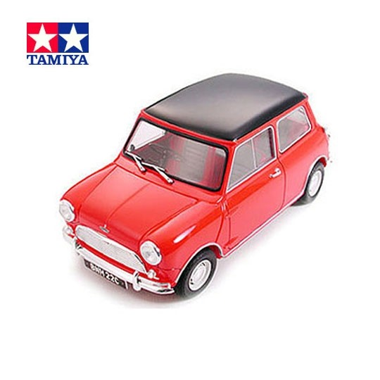 Tamiya | Austin Mini Copper 1275s Kit