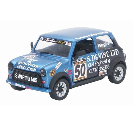 Corgi | Mini 7 Racing Club Richard Wager