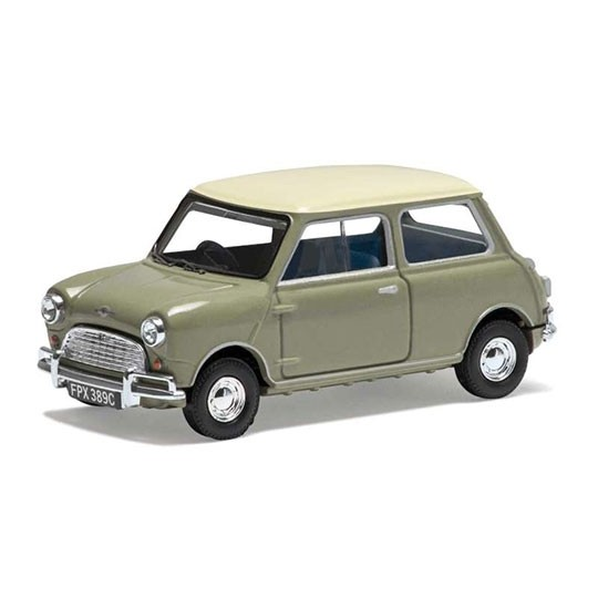 Vanguards | Morris Mini Cooper MK 1 Tweed Grey