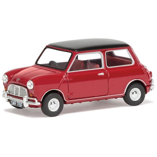 Vanguards | Austin Mini Cooper S MK I Tartan Red