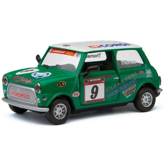 Corgi | Darren Thomas Mini Se7en Racing