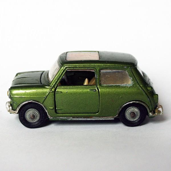 Corgi Toys | No 334 Mini Magnifique grünmetallic