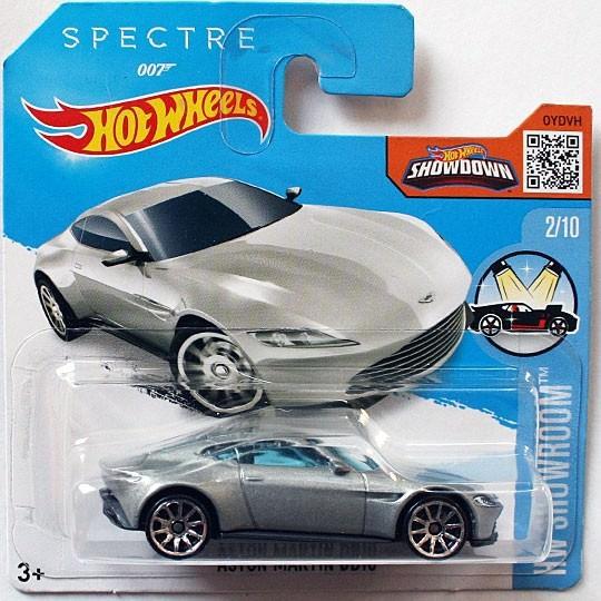 Hot Wheels | Aston Martin DB10 silber