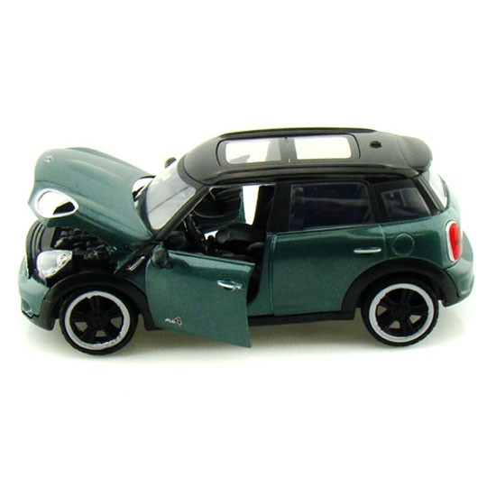 Motormax | MINI Cooper S Countryman green metallic