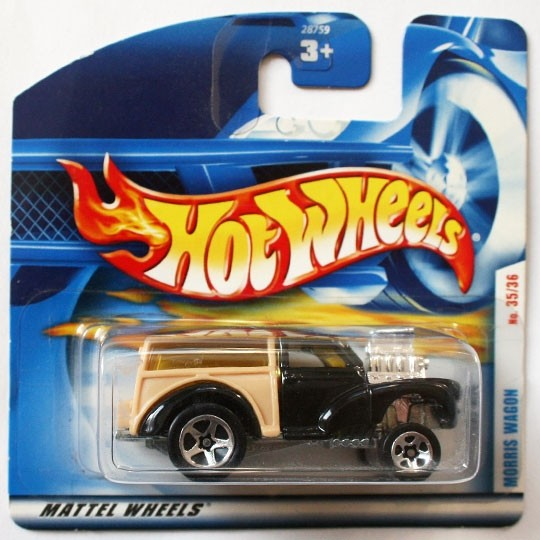 Hot Wheels | Morris Wagon