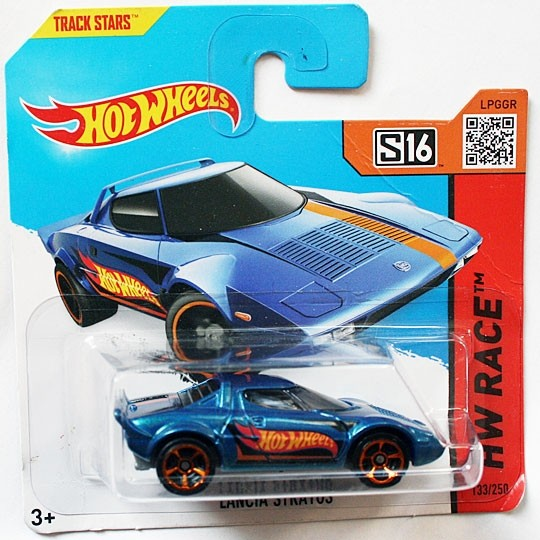 Hot Wheels | Lancia Stratos