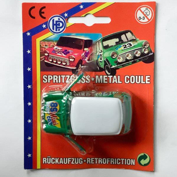 Hans Postler GmbH | Mini Friktionsantrieb grün