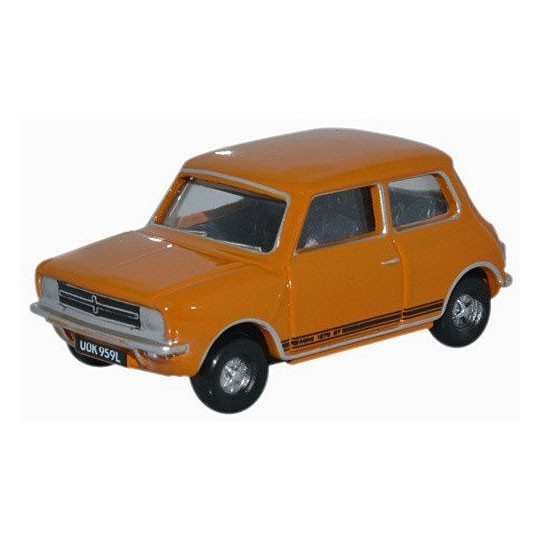 Oxford Diecast | Mini 1275 GT Deep Bronze Yellow