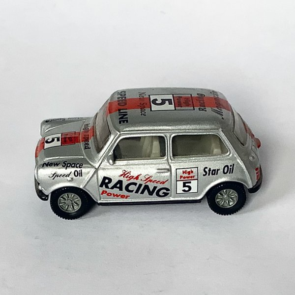 Siku   Mini Rallye silver without packaging