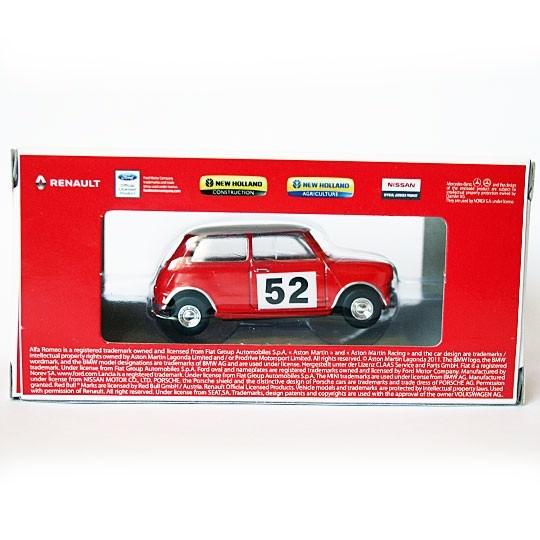 Norev | Mini Rallye No 52 Blisterbox rot