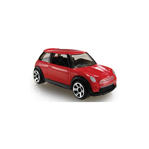 Matchbox | New Mini Cooper rot