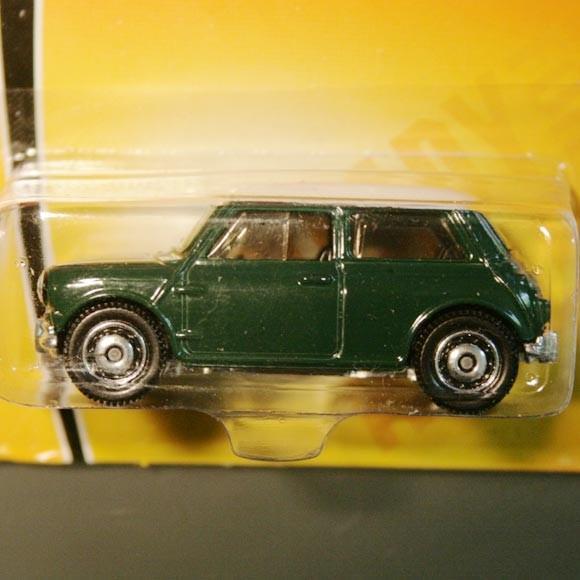 Matchbox | Austin Mini Cooper S grün US