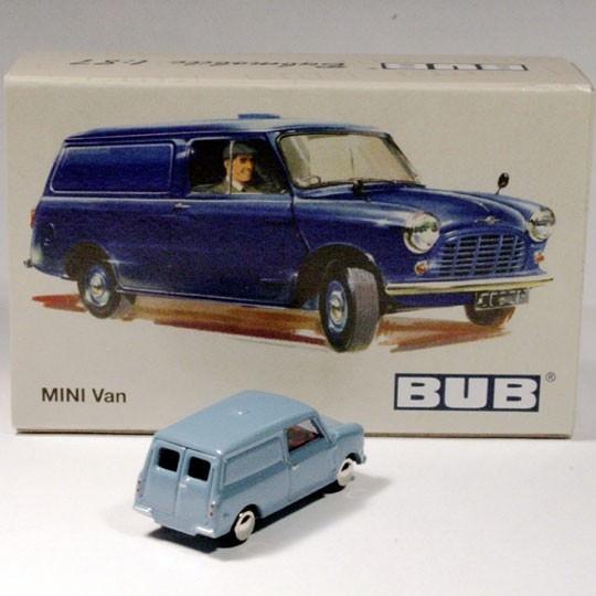 Bub | Mini Van hellblau