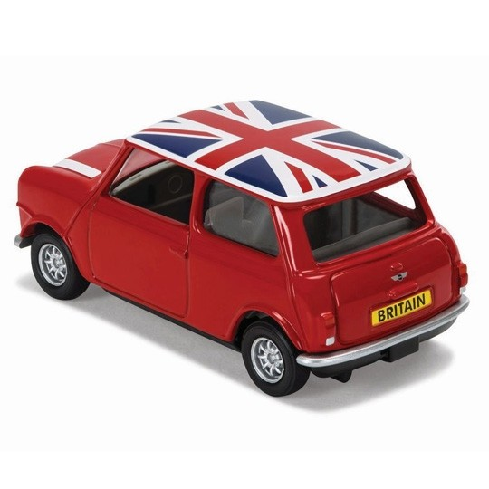 "Corgi | Mini ""Best of Britain"" red"