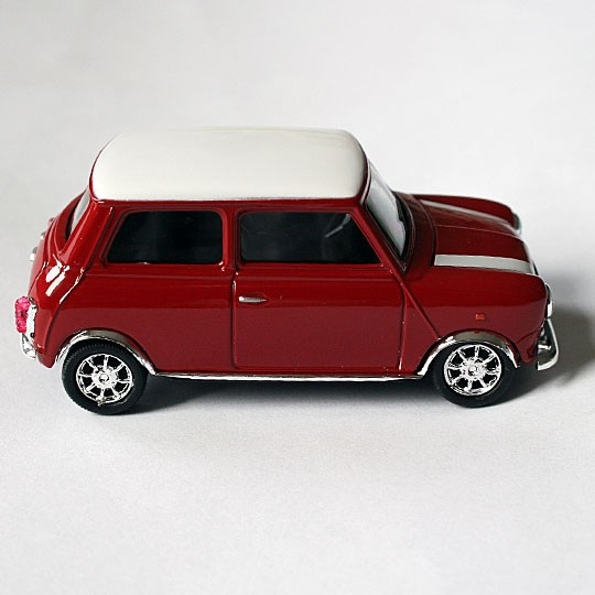 Solido | Innocenti Cooper 1972 rot/weiß