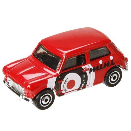 Matchbox | Mini Cooper nineteen sixty four rot