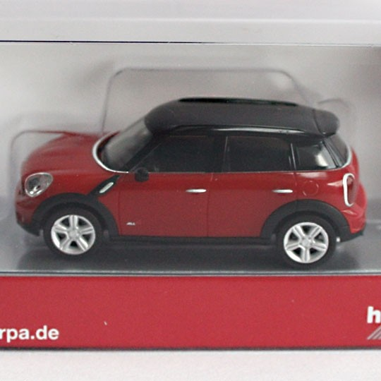 Herpa | BMW Mini Countryman rot