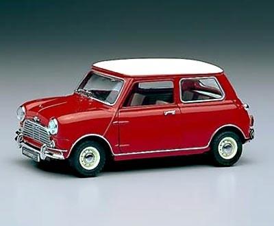 Kyosho | Morris Mini Cooper 1275 S rot