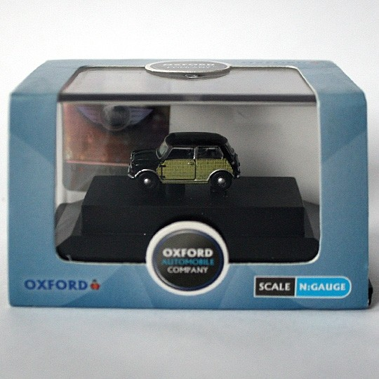Oxford Diecast | Austin Mini Peter Sellers 1:148