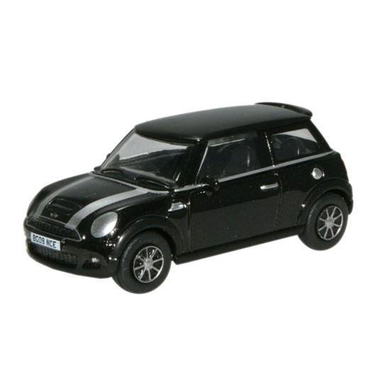 Oxford Diecast | BMW Mini Cooper S schwarz