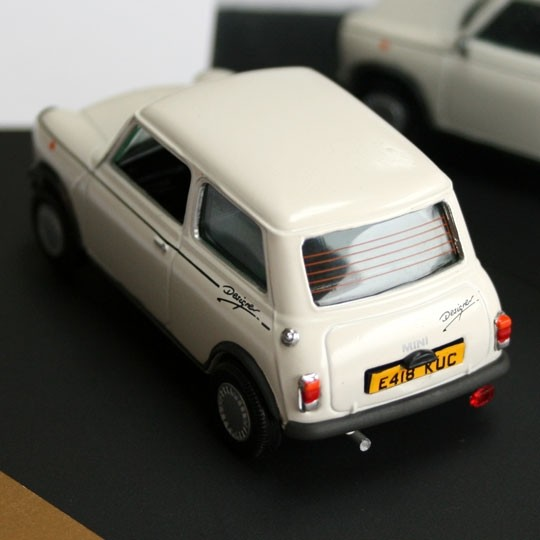 Vitesse | Mini Designer white