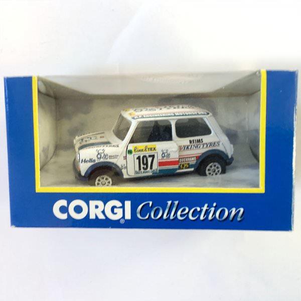 Corgi | 04401 Mini Viking Express #197 weiß