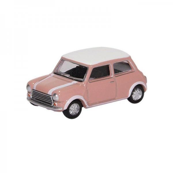 Oxford Diecast | Mini Cooper S MK III pink