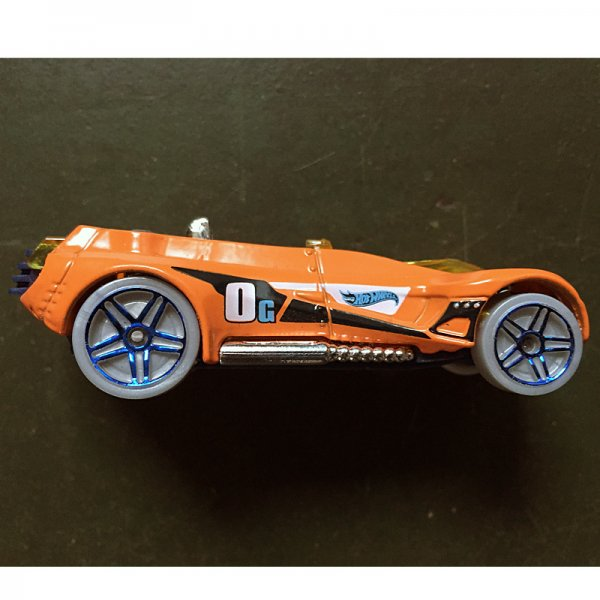 Hot Wheels | Gearonimo orange, loose
