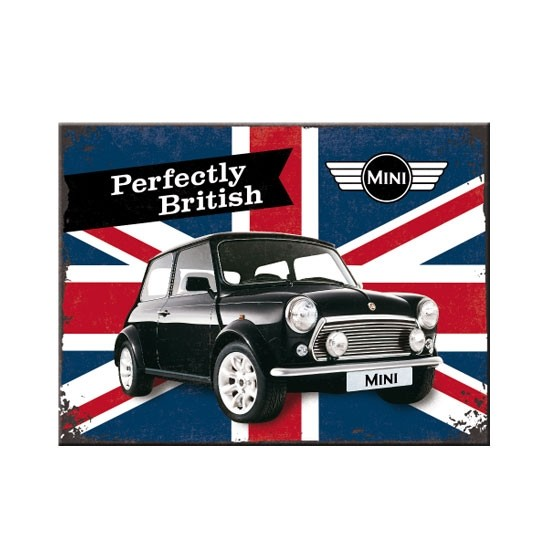 Magnet | Perfectly British