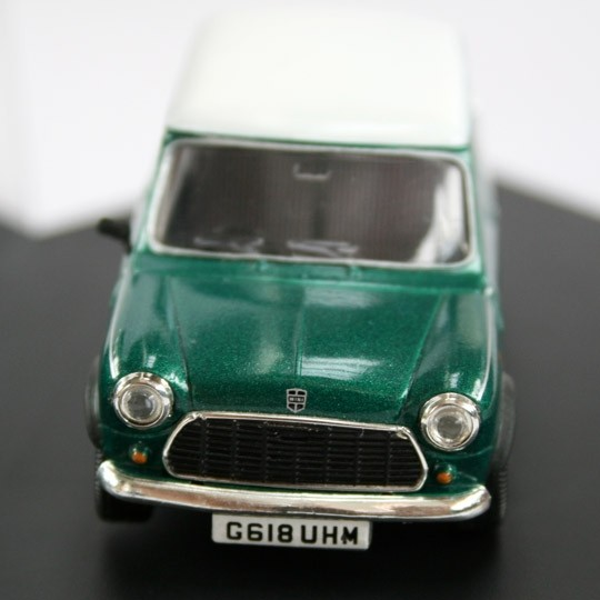Vitesse | Mini Racing Green
