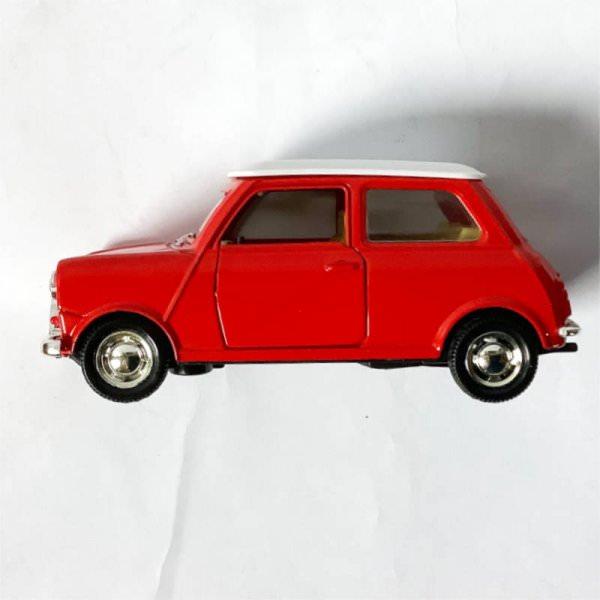 EMR | Mini Rückzugsmotor rot/weiß