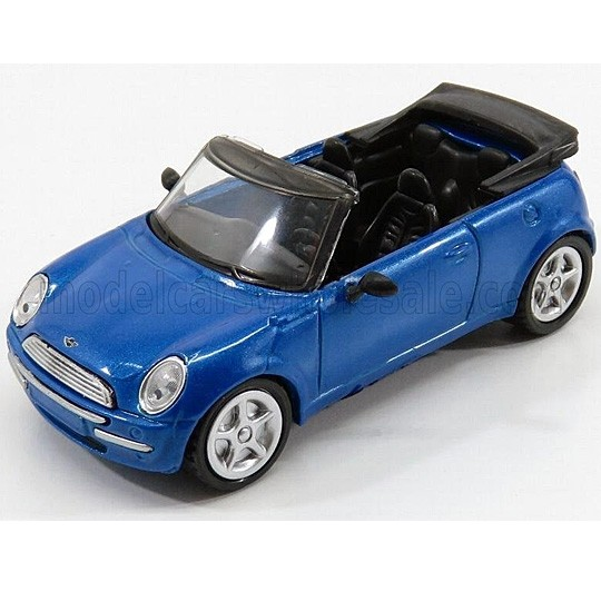 Top Mark | MINI Cooper Cabriolet blau