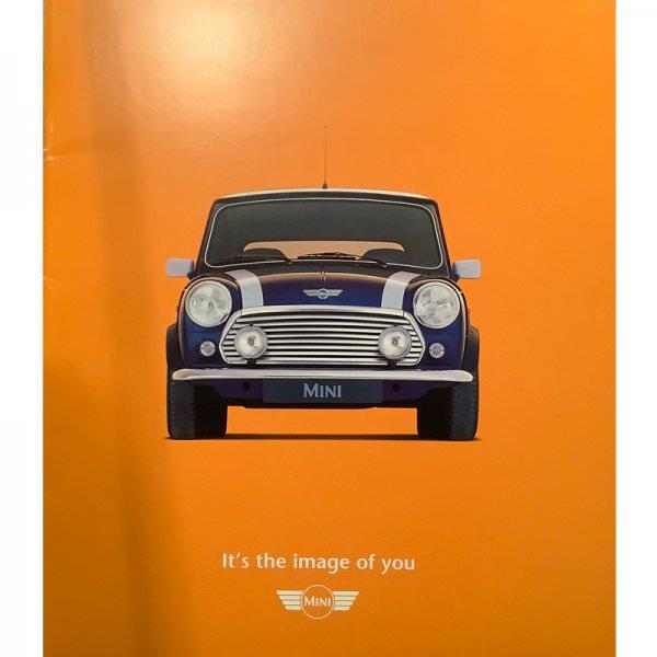 Prospekt Rover Mini und Cooper 1,3i von 1996