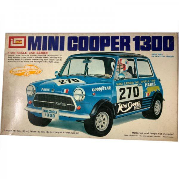 IMAI   Innocenti Mini Cooper 1300 Modellbausatz