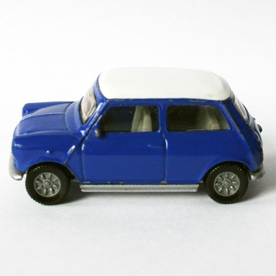 Siku | Mini Cooper blue/white loose
