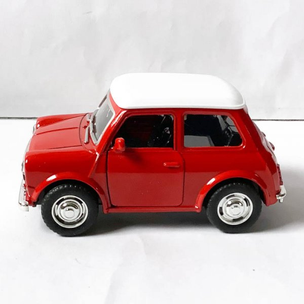 Vardem | Cartoon Mini red with white roof